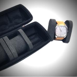 CASEBUDi triple watch travel case roll foam inserts