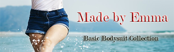 MBE BODYSUIT COLLECTION