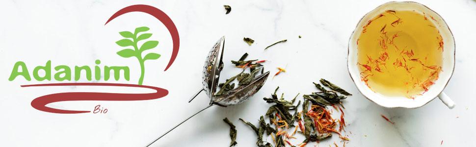 Adanim Tea - An Organic Tea Company
