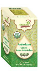 Lemon Verbena and Lemongrass