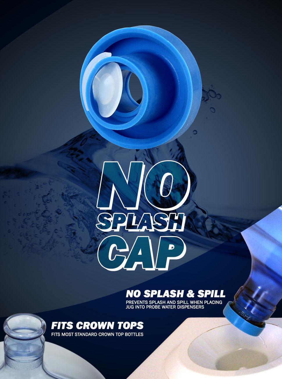cap water
