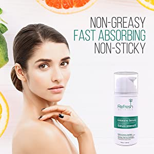 fast absorbing non stick formula for face beautiful luminous great value anti wrinkle fine lines