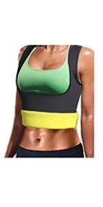 Sauna Sweat Waist Trainer Vest