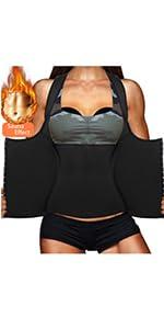 Sauna Waist Trainer Corset Vest