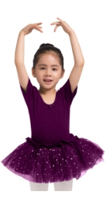 purple leotard, purple tutu, purple leotard dress