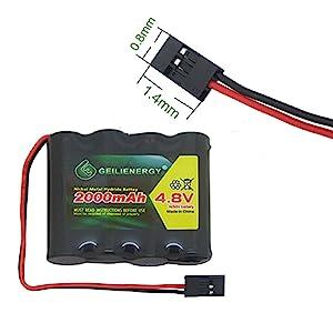 4.8v battery pack
