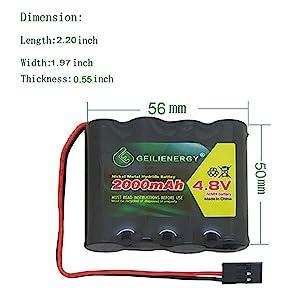 4.8v battery