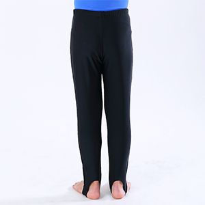 NEW DANCE Boy's and Men's Gymnastics Pants Youth Ballet Tights Stirrup Leggings for Yoga Practice