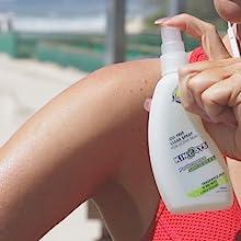 waterproof sunscreen