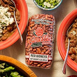 Camellia Beans, The Taste of New Orleans