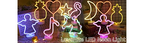 LoveNite lights