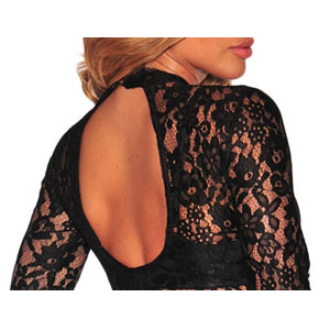 perfect for pasties and high waisted hot pants, jeans, skirts
