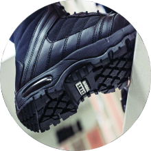 sole tread boot