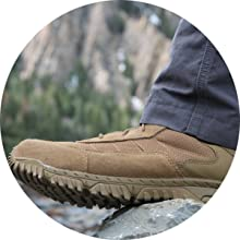 low profile boot outdoor camping hiking climbing