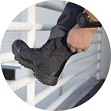 clean police tactical black LEO law enforcement swat