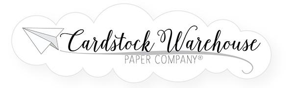 Cardstock Warehouse Paper Company logo