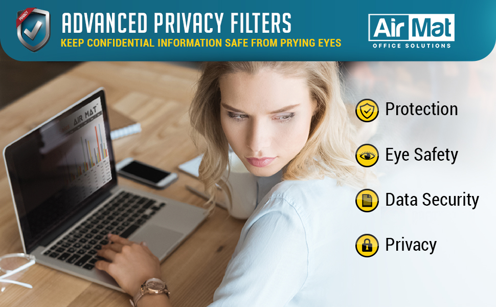 AIR MAT PRIVACY FILTER