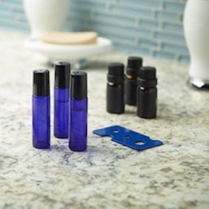 Roller Bottles for essential oils made in the USA