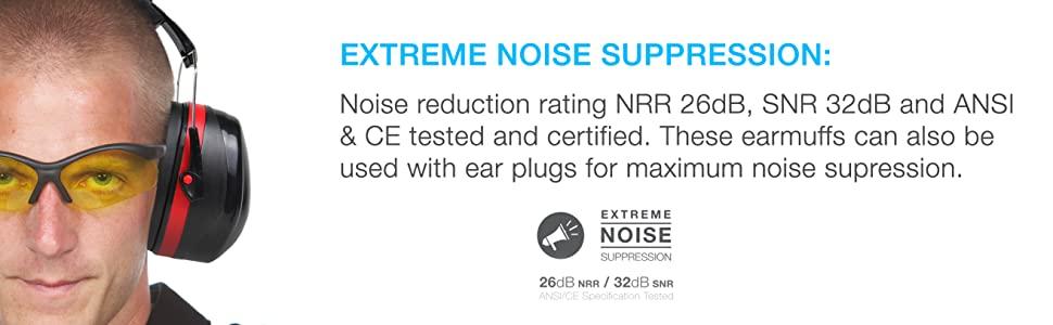 ACS-340 noise suppression