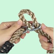 adjuatble swing hanger