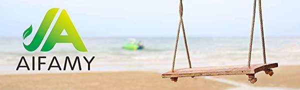 aifamy swing hanging tree hammock straps