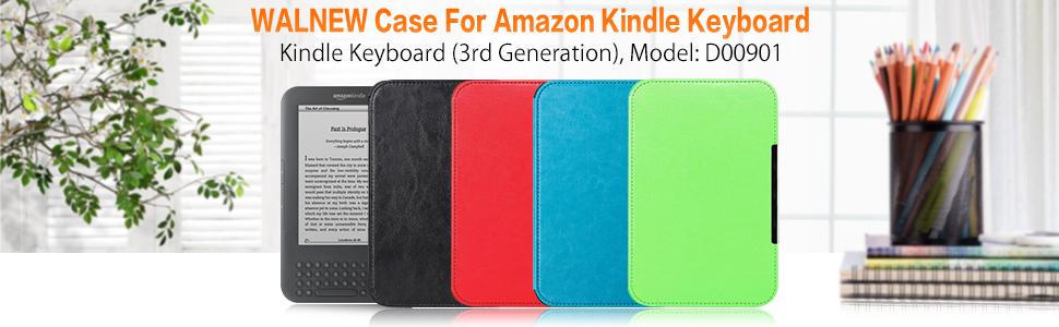Kindle Keyboard Case