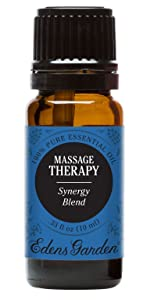 Massage Therapy Synergy Blend