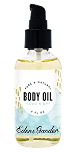 Good Night Body Oil