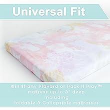 Playard Sheets