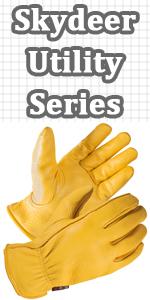 men work glove