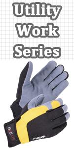 Deerskin Work Glove