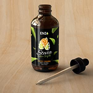caramel liquid stevia drops