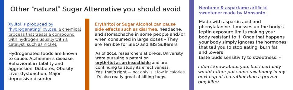 stevia alternative