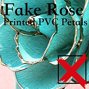 pvc rose petal
