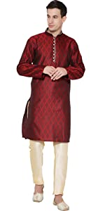 men kurta pajama set