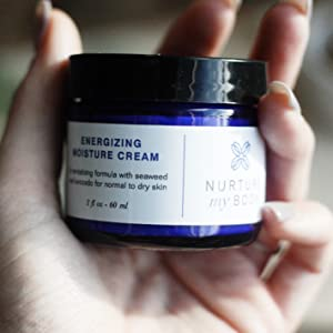 nurture my body face cream