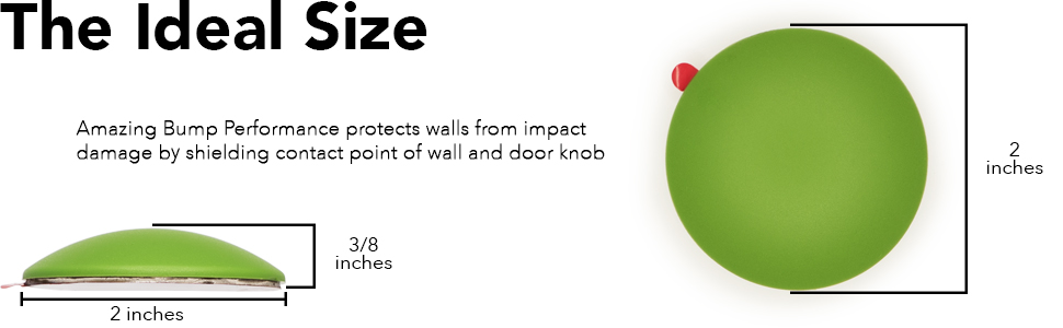 wall protectors 2 inch size