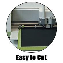 black heat transfer vinyl roll
