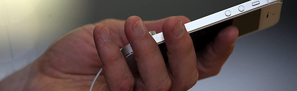 30 pin dock cellphone accessories adapter