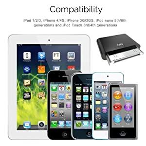 30 Pin Adapter  Old New Phone Bose 8-pin Adaptor Converter 30-Pin