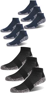 copper antibacterial socks