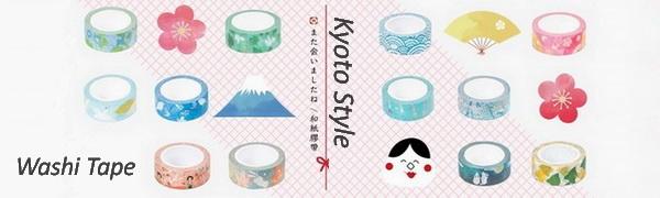 kyoto style washi tape