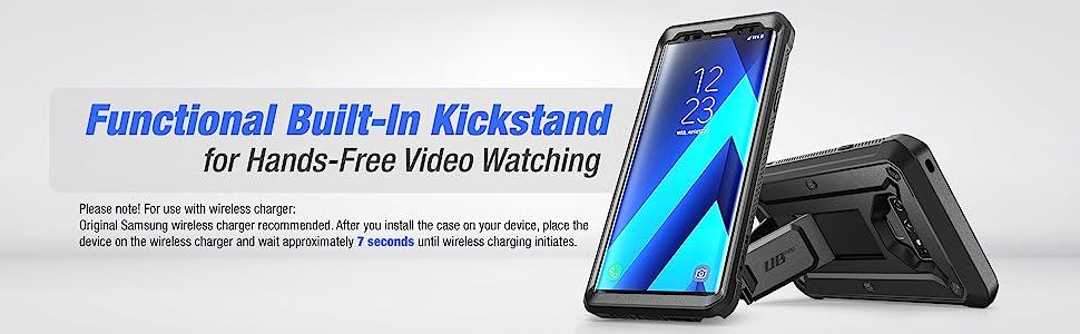 Supcase Samsung Galaxy Note9 Unicorn Beetle Case