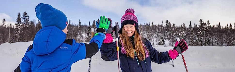 Winter Fun Ski Snow Jacket Parka