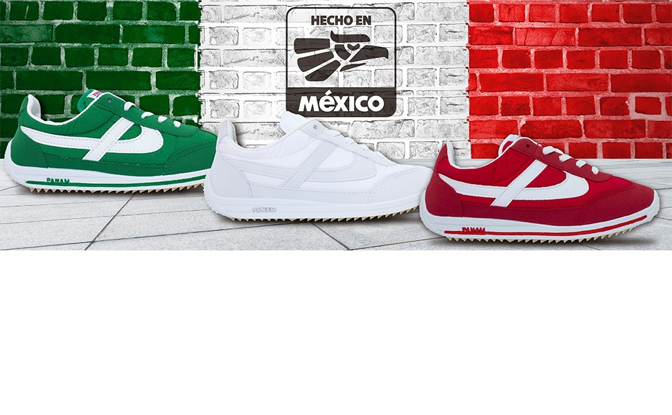 hecho en mexico sneakers casual weekend fashion trend