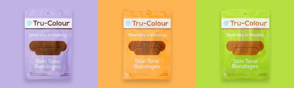skin tone bandages