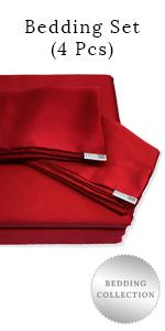 MYK Silk bedding set fitted sheet seamless flat sheet queen king mulberry OEKO hypoallergenic