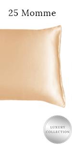 25 momme both side silk pillowcase