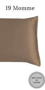 19 momme both side silk pillowcase