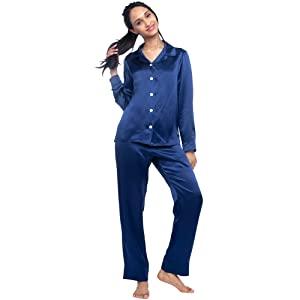 Royal Blue Pajama set